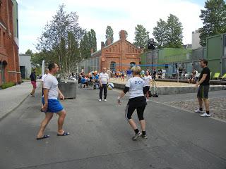 EUREF-Campus Sommerfest