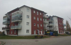 Neues Verwaltungsobjekt in Rostock