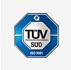 TÜV Zertifikat als PDF