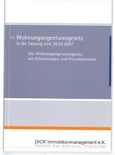 WEG-Broschüren